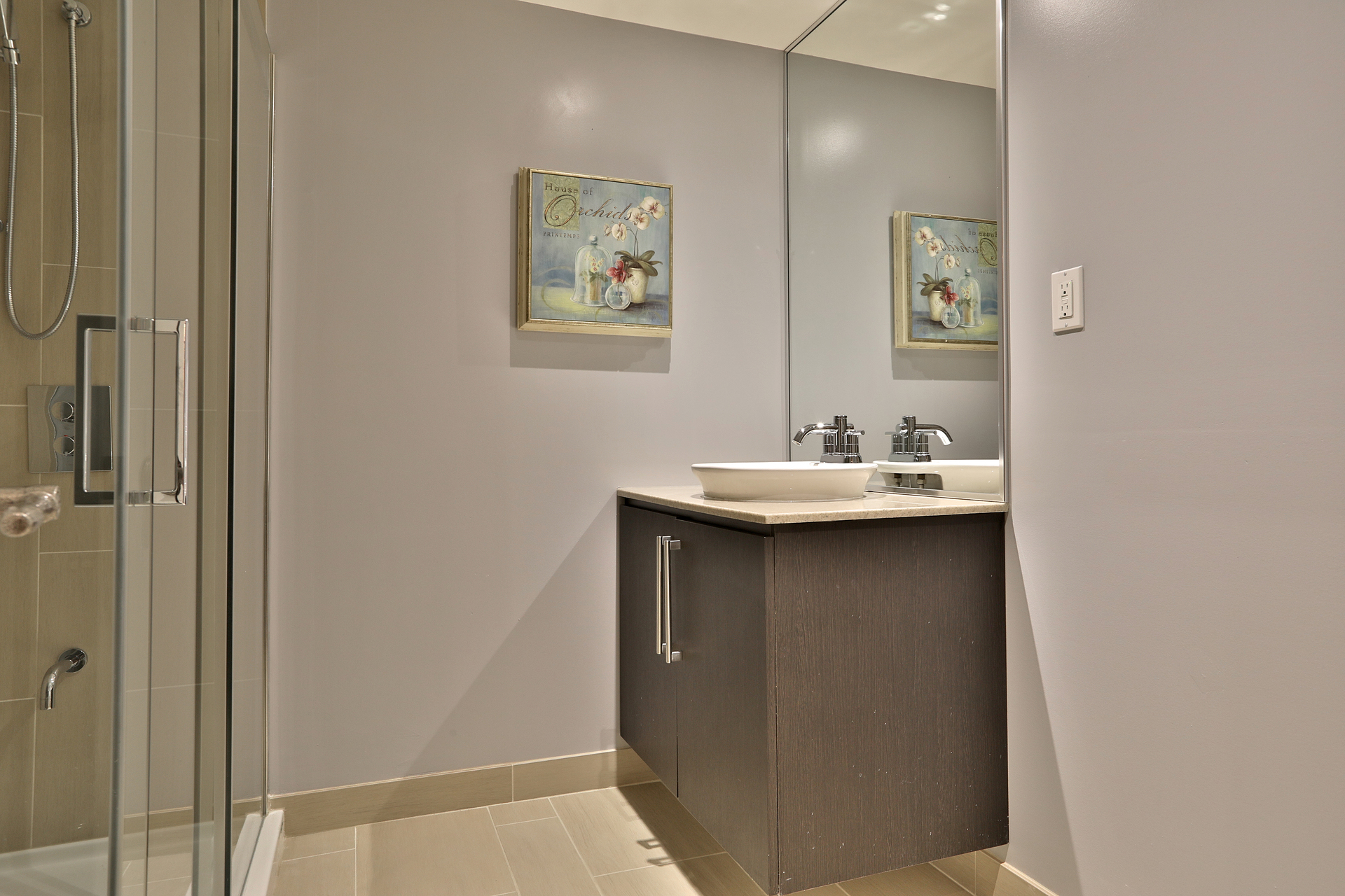 3 Piece Bathroom at 8 Parmbelle Crescent, Parkwoods-Donalda, Toronto