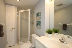 3 Piece Bathroom at 309 - 18 Concorde Place, Toronto