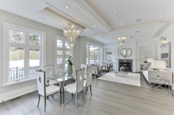 Breakfast Room at 36 Laurentide Drive, Parkwoods-Donalda, Toronto