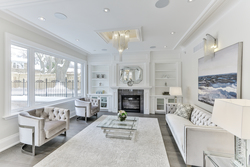 Family Room at 36 Laurentide Drive, Parkwoods-Donalda, Toronto