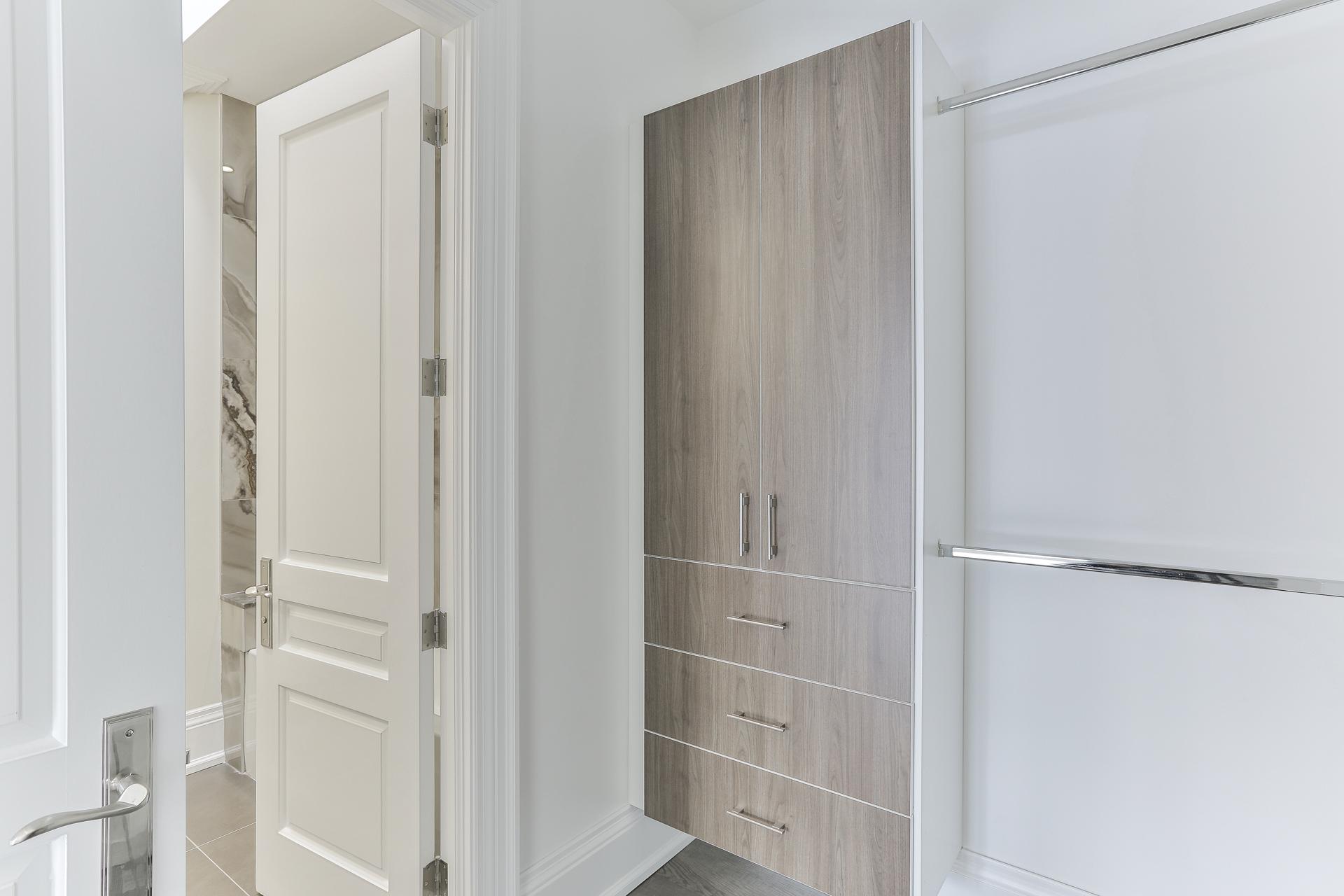 Bedroom 2 Walk-in Closet at 36 Laurentide Drive, Parkwoods-Donalda, Toronto