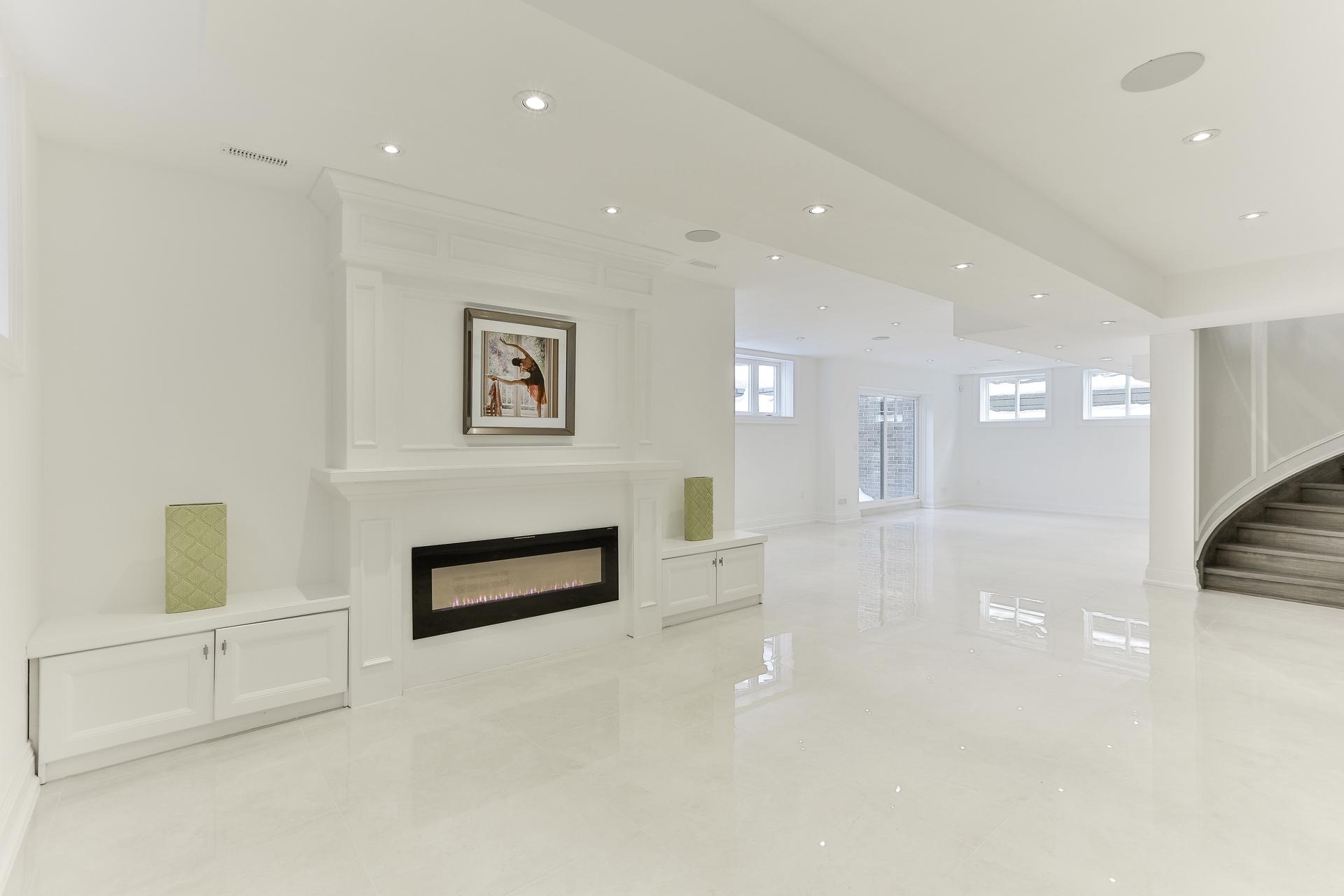 Recreation Room at 36 Laurentide Drive, Parkwoods-Donalda, Toronto