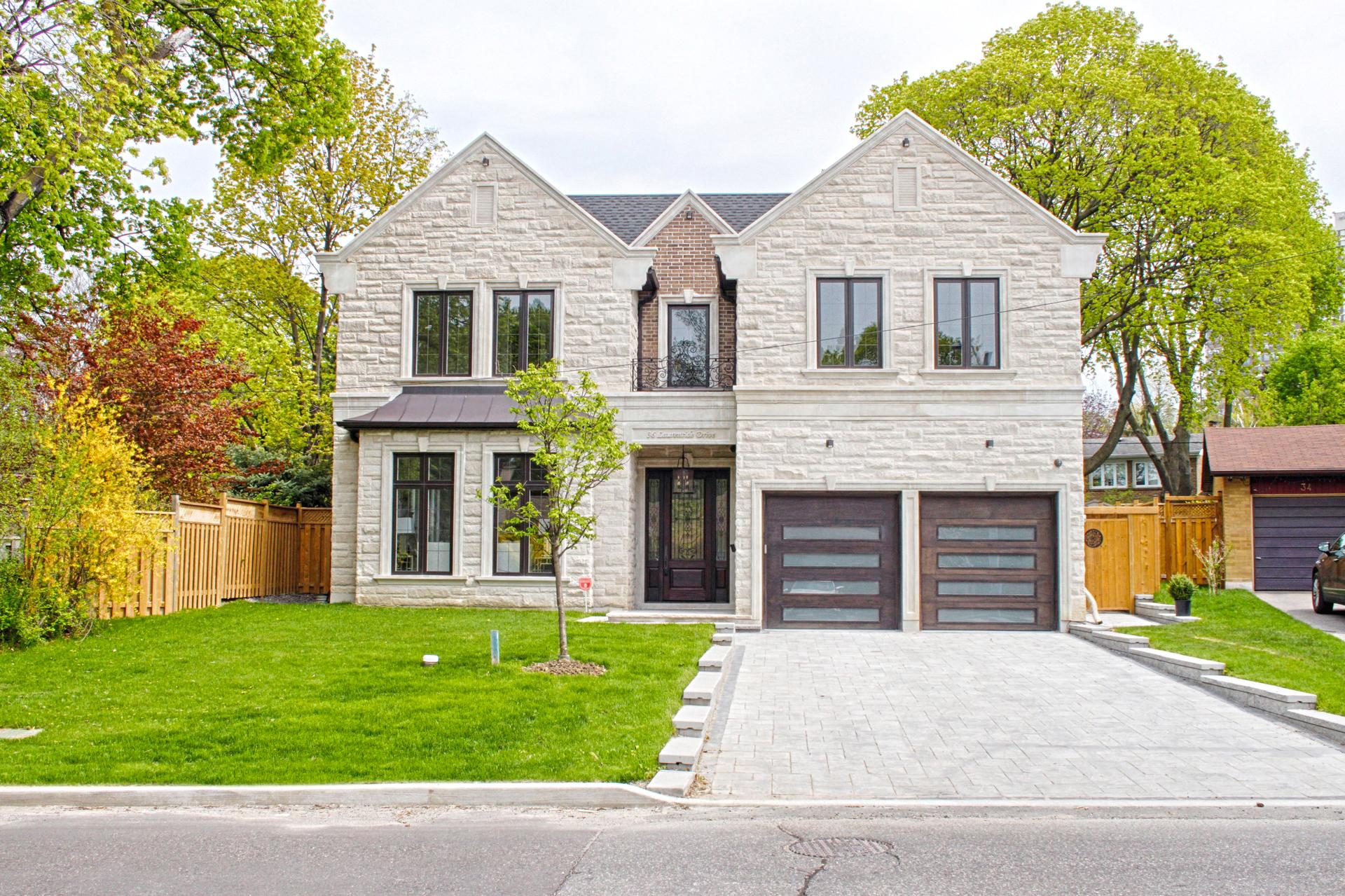 Front at 36 Laurentide Drive, Parkwoods-Donalda, Toronto
