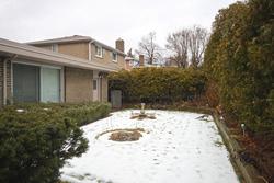 Backyard at 137 Underhill Drive, Parkwoods-Donalda, Toronto