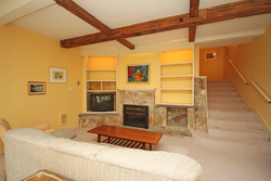 Family Room at 38 Crossburn Drive, Banbury-Don Mills, Toronto