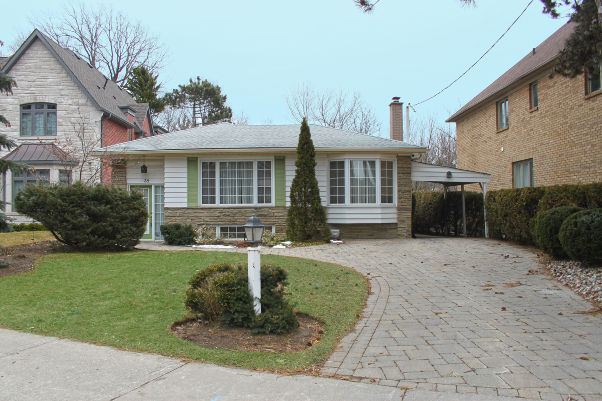 Front at 38 Crossburn Drive, Banbury-Don Mills, Toronto