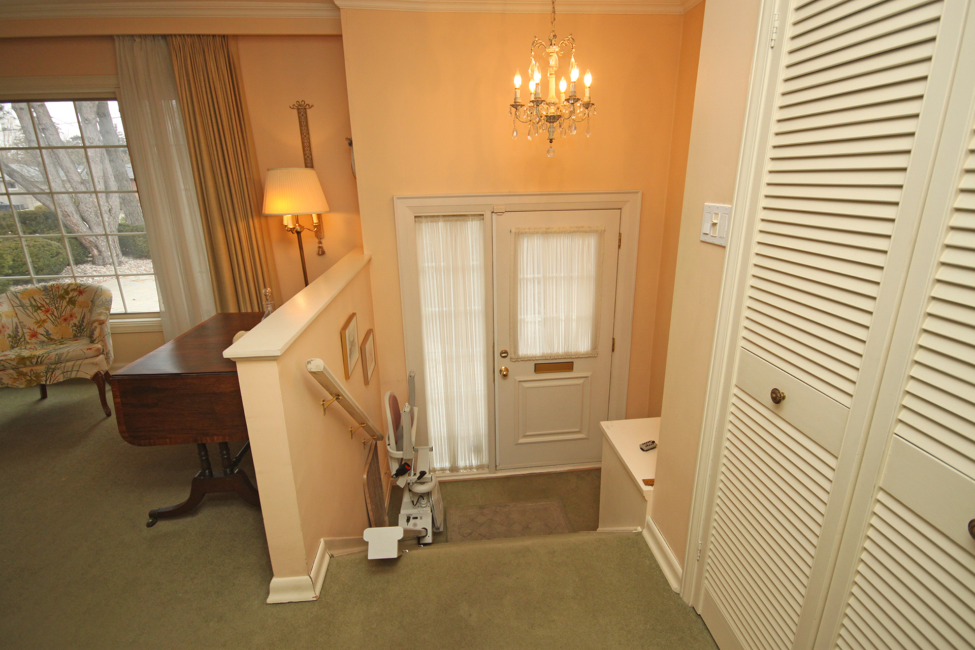 Foyer at 38 Crossburn Drive, Banbury-Don Mills, Toronto