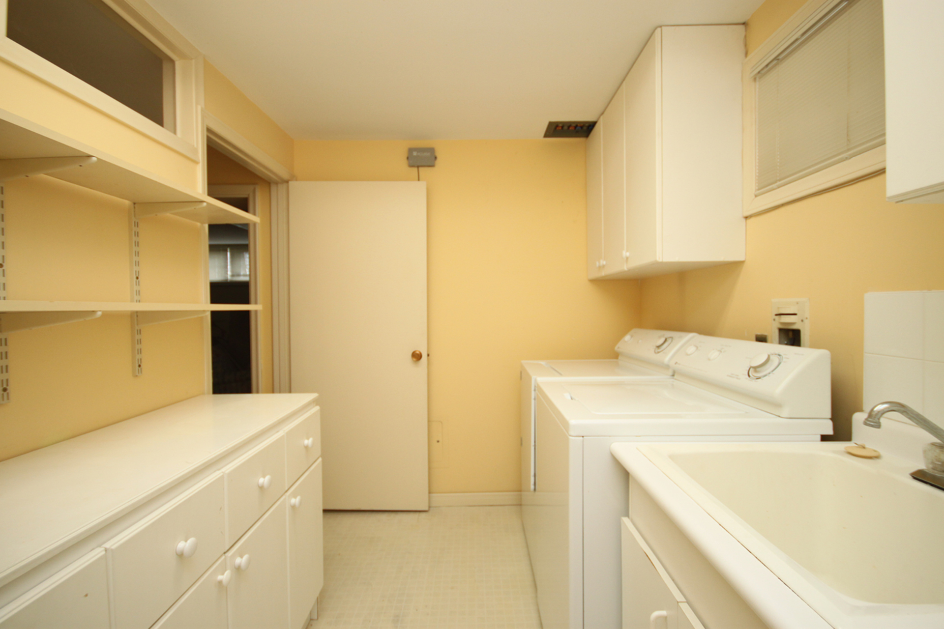 Laundry Room at 38 Crossburn Drive, Banbury-Don Mills, Toronto