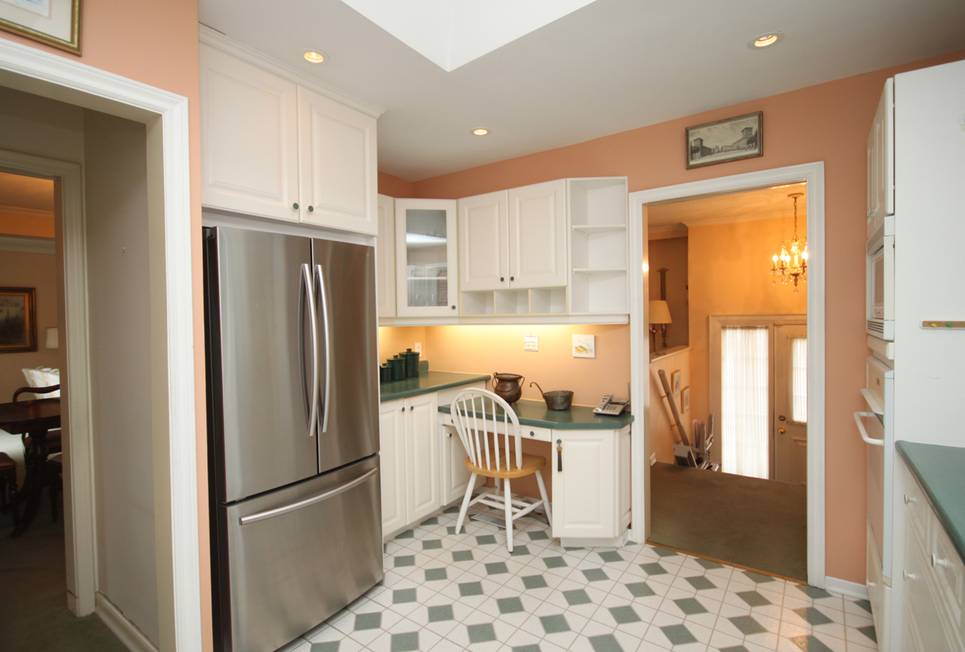 Kitchen at 38 Crossburn Drive, Banbury-Don Mills, Toronto