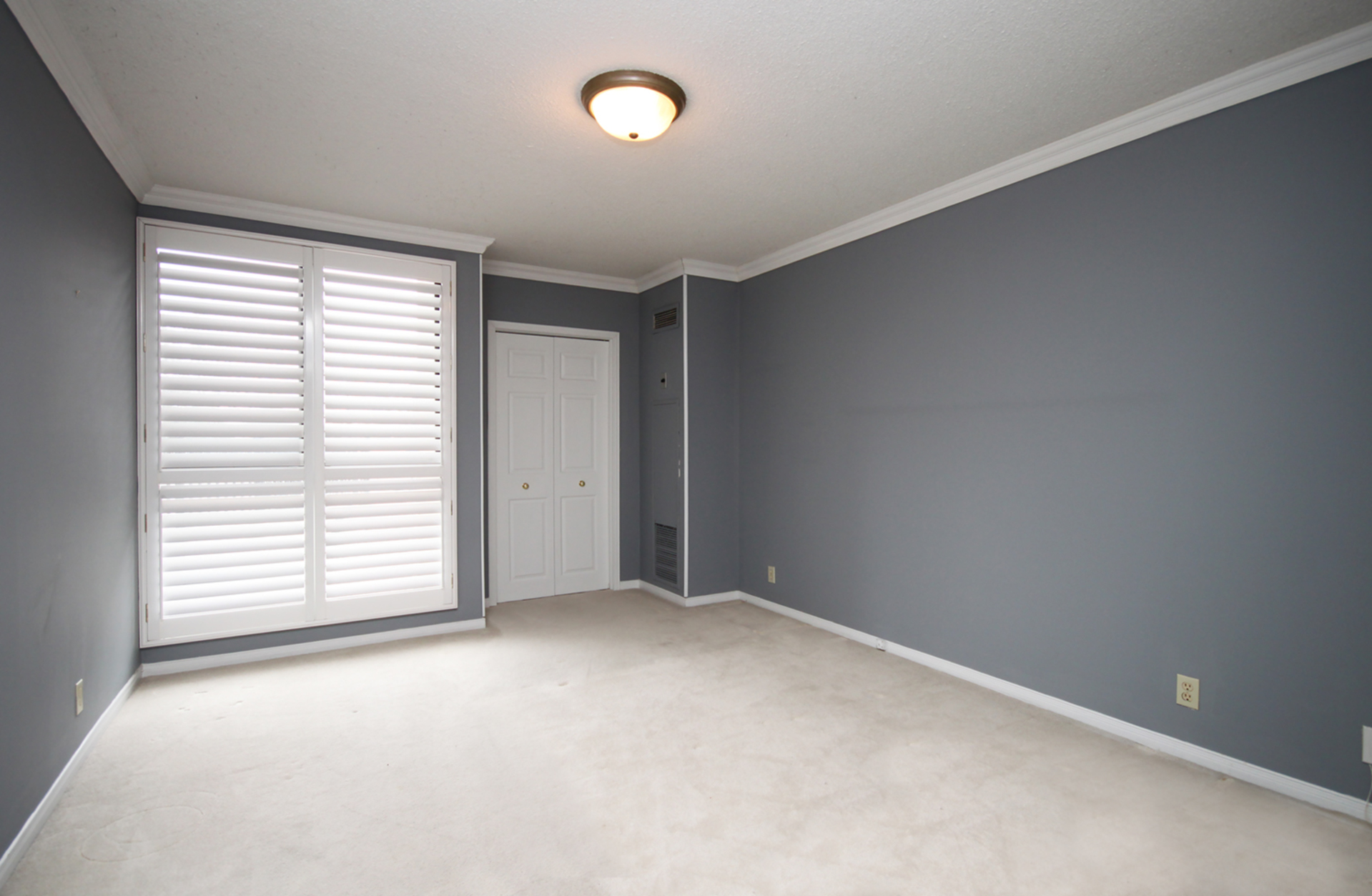 Master Bedroom at 101 - 3 Concorde Place, Banbury-Don Mills, Toronto
