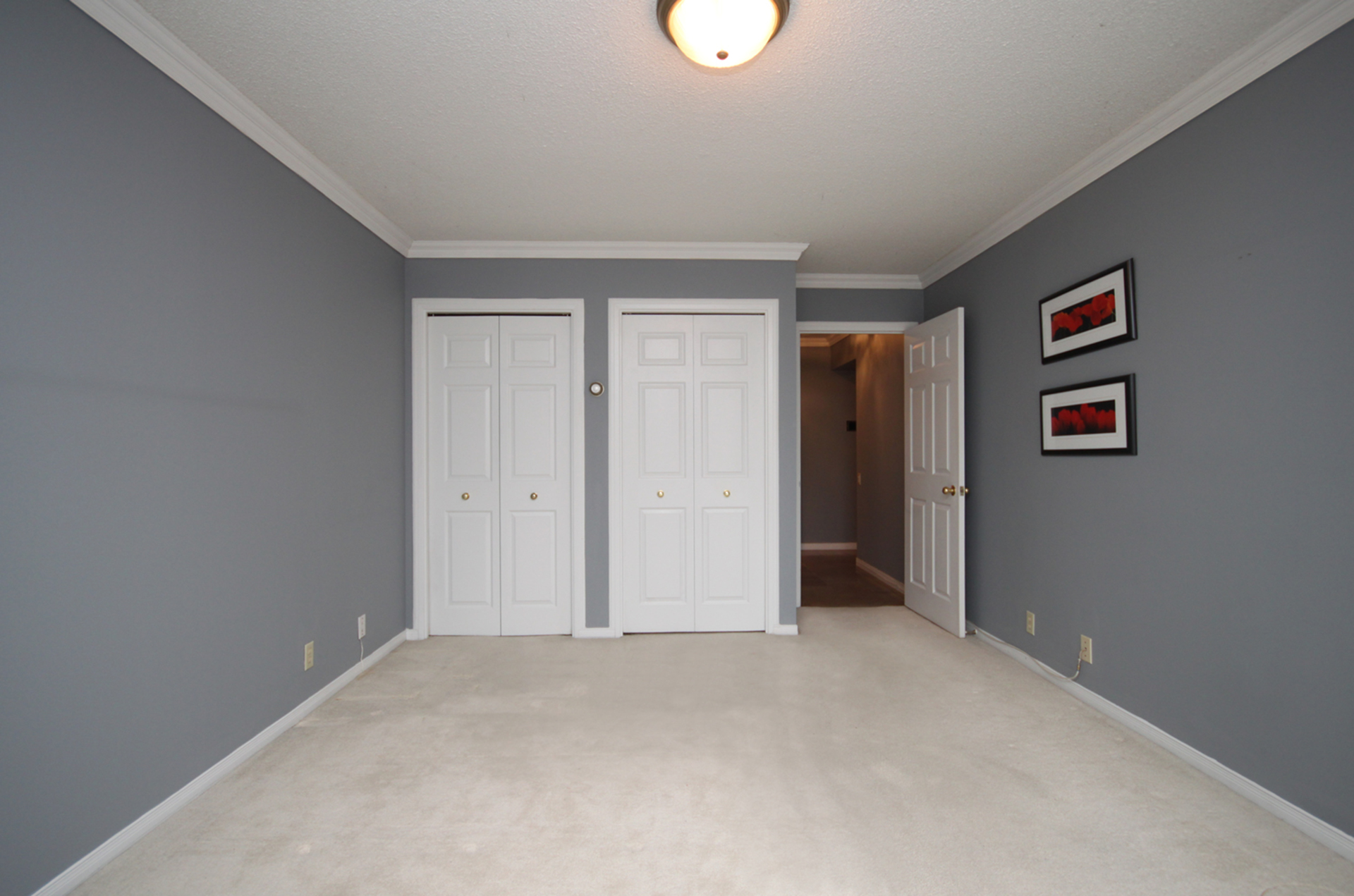 Master Bedroom at 101 - 3 Concorde Place, Banbury-Don Mills, Toronto