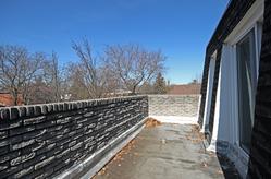 Terrace at 17 Redwillow Drive, Parkwoods-Donalda, Toronto