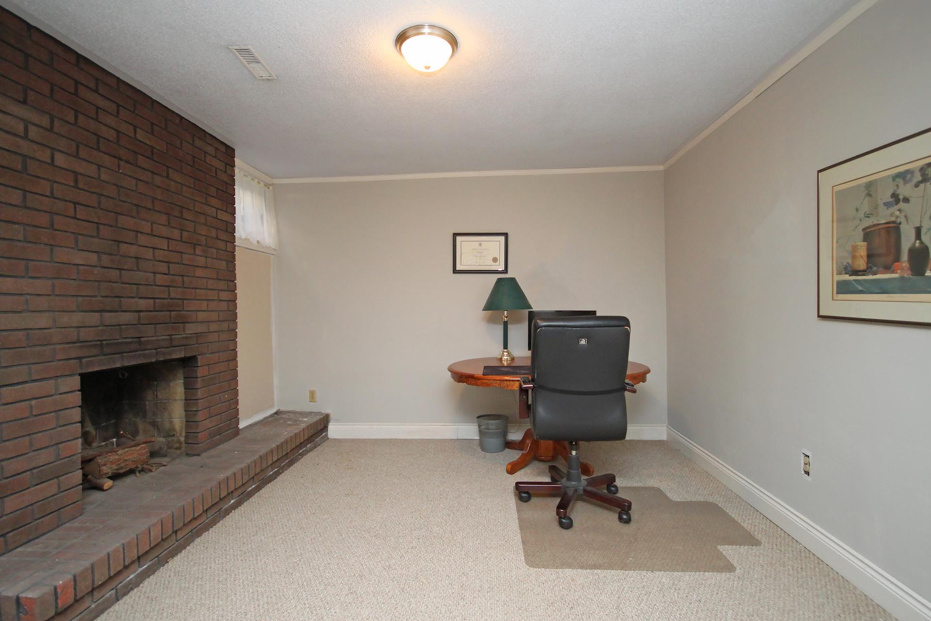 Recreation Room at 17 Redwillow Drive, Parkwoods-Donalda, Toronto