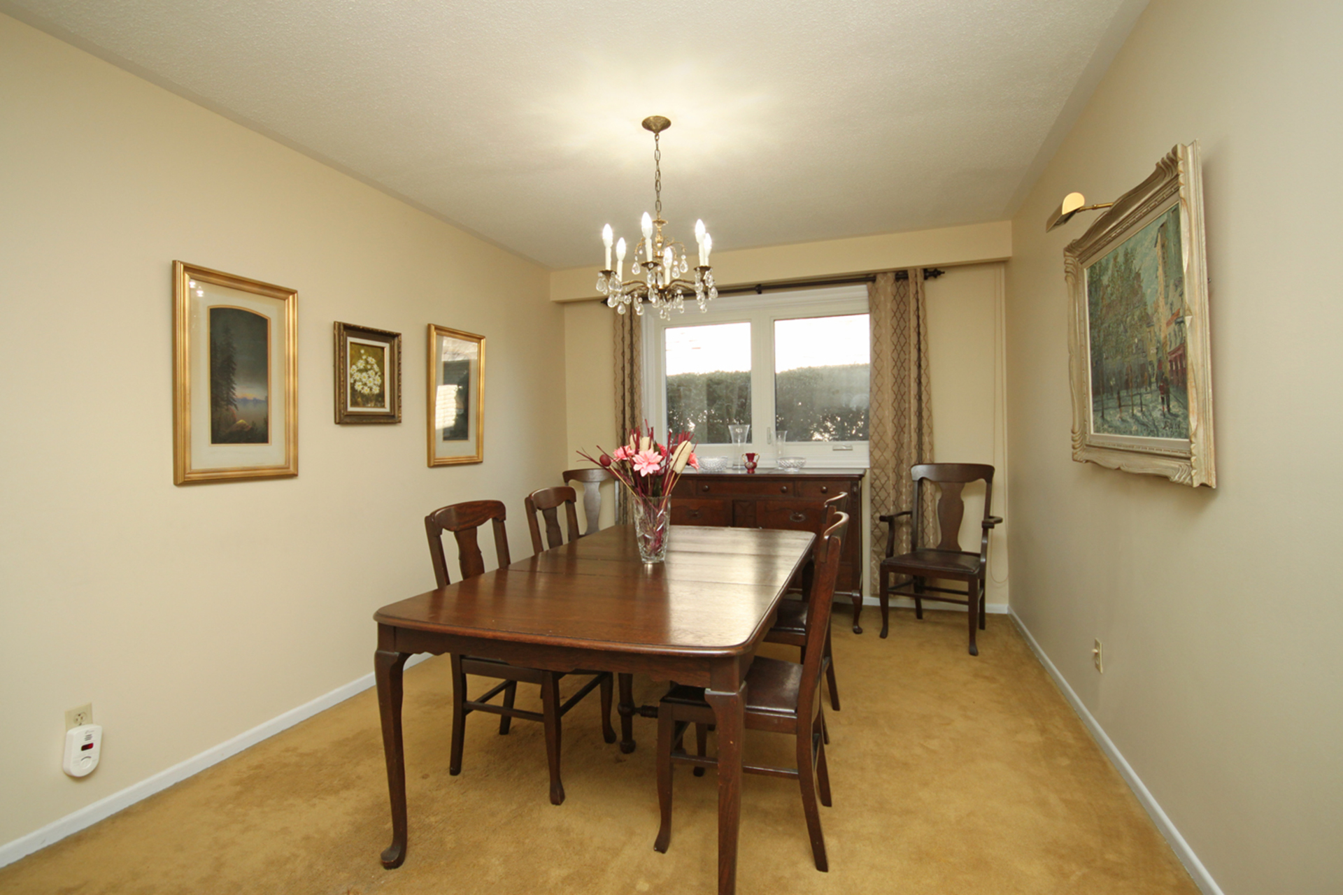 Dining Room at 17 Redwillow Drive, Parkwoods-Donalda, Toronto