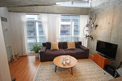 Living Room at 811 - 1029 King Street W, Niagara, Toronto