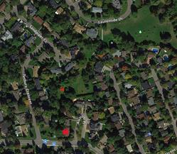 Aerial at 2 Alvarado Place, Parkwoods-Donalda, Toronto