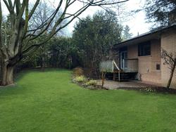 Backyard at 2 Alvarado Place, Parkwoods-Donalda, Toronto
