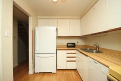 Kitchen at 28 Dutch Myrtle Way, Banbury-Don Mills, Toronto
