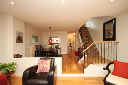 Living & Dining Room at 28 Dutch Myrtle Way, Banbury-Don Mills, Toronto