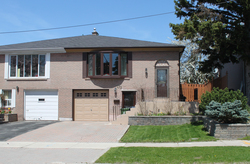 Front at 172 Old Sheppard Avenue, Pleasant View, Toronto