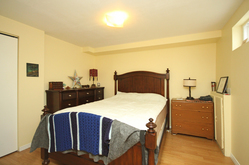 Lower Level Bedroom at 172 Old Sheppard Avenue, Pleasant View, Toronto
