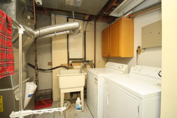 Laundry Room at 172 Old Sheppard Avenue, Pleasant View, Toronto
