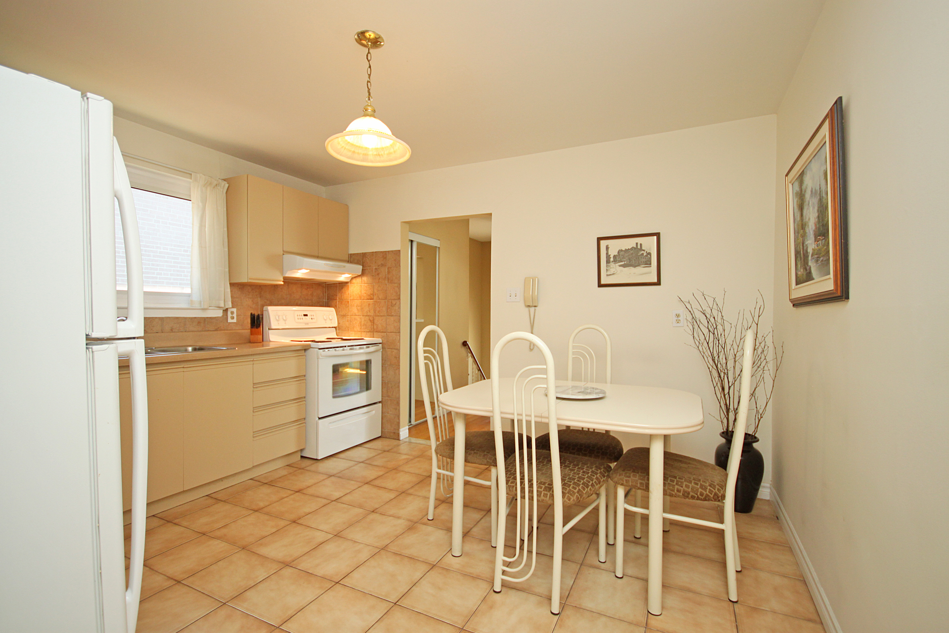 Kitchen at 172 Old Sheppard Avenue, Pleasant View, Toronto