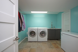 Laundry Room at 97 Castlegrove Boulevard, Parkwoods-Donalda, Toronto