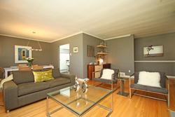Living Room & Dining Room at 97 Castlegrove Boulevard, Parkwoods-Donalda, Toronto