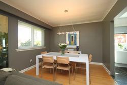 Dining Room at 97 Castlegrove Boulevard, Parkwoods-Donalda, Toronto