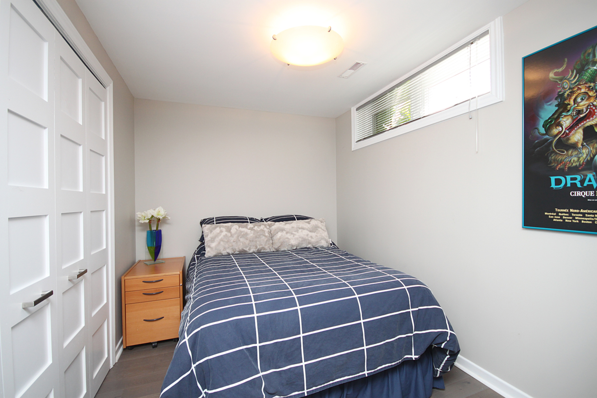 Bedroom at 97 Castlegrove Boulevard, Parkwoods-Donalda, Toronto