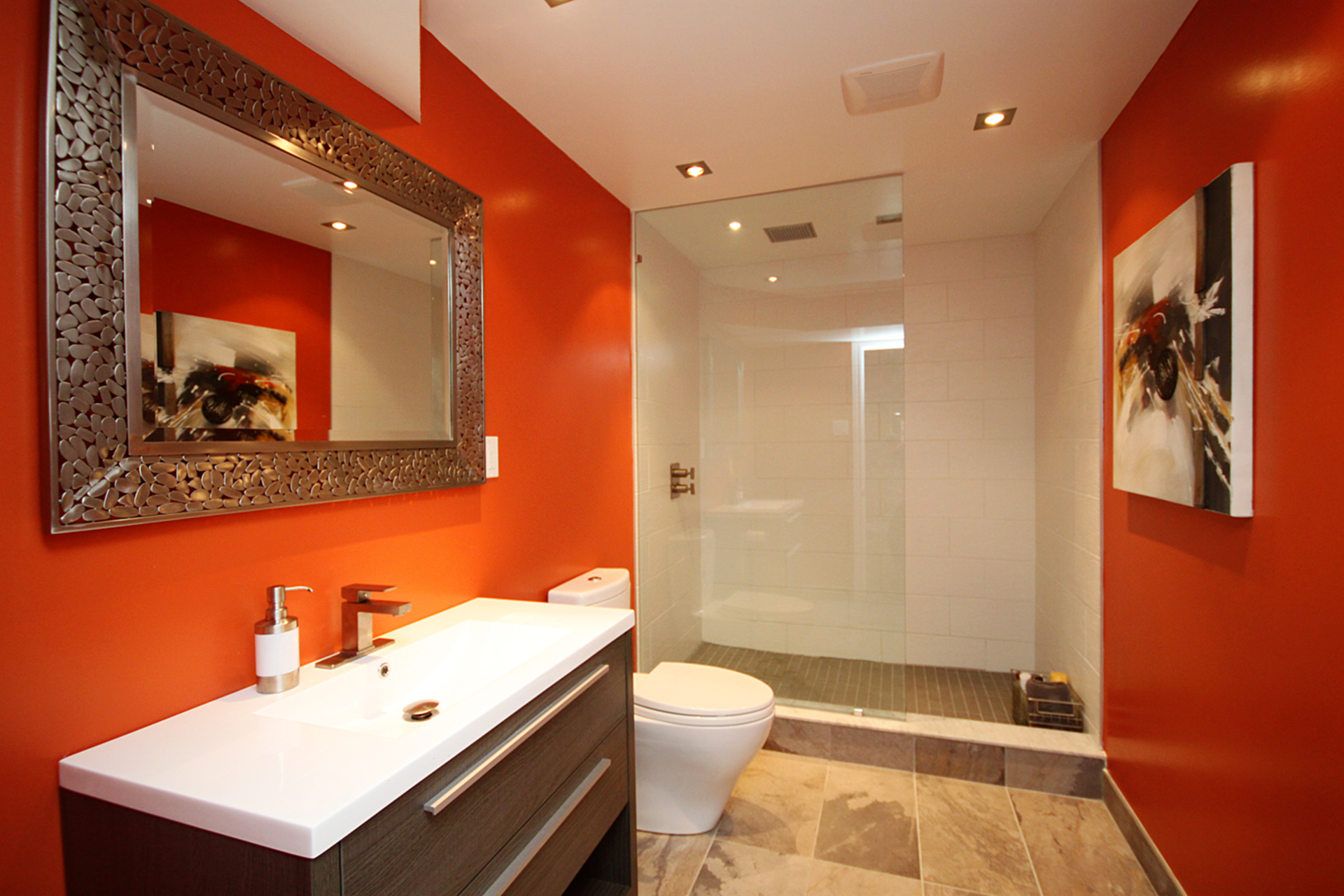 3 Piece Bathroom at 97 Castlegrove Boulevard, Parkwoods-Donalda, Toronto