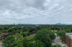 Balcony View at 811 - 75 The Donway West, Banbury-Don Mills, Toronto