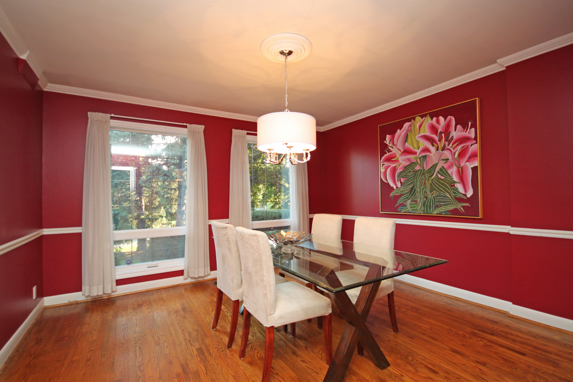 Dining Room at 5 Belton Road, Banbury-Don Mills, Toronto