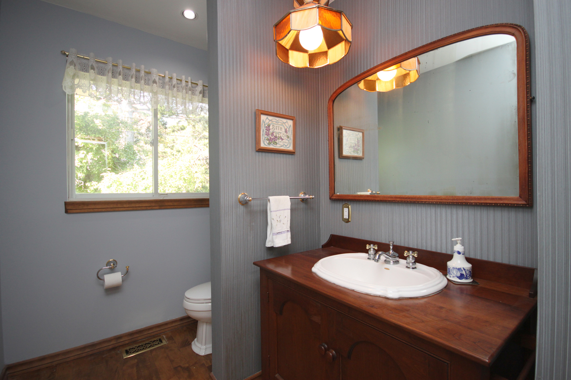 2 Piece Bathroom at 5 Belton Road, Banbury-Don Mills, Toronto