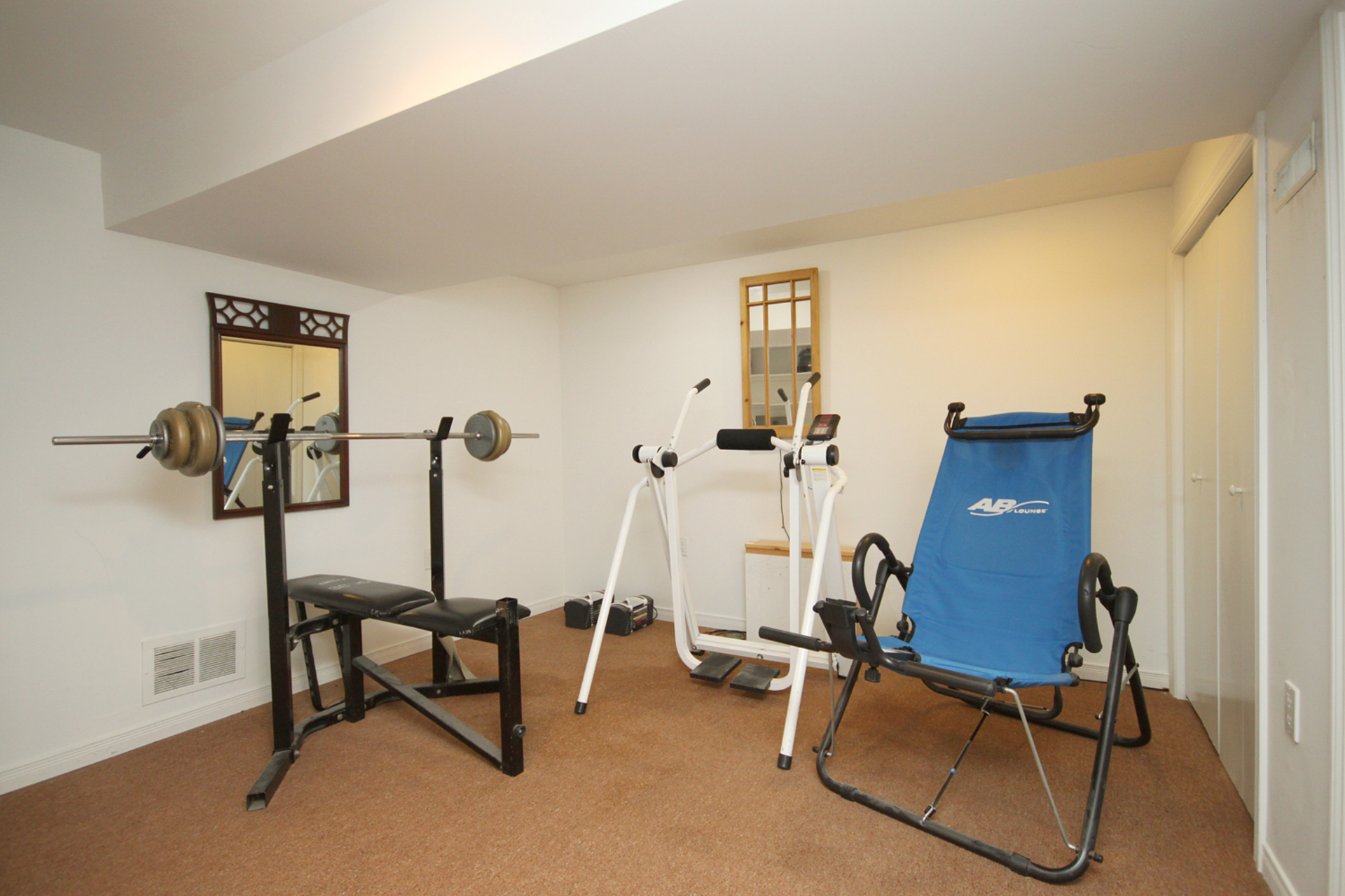 Exercise Room at 5 Belton Road, Banbury-Don Mills, Toronto
