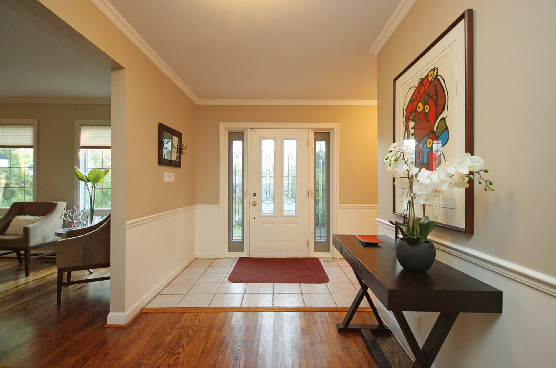 Foyer at 5 Belton Road, Banbury-Don Mills, Toronto