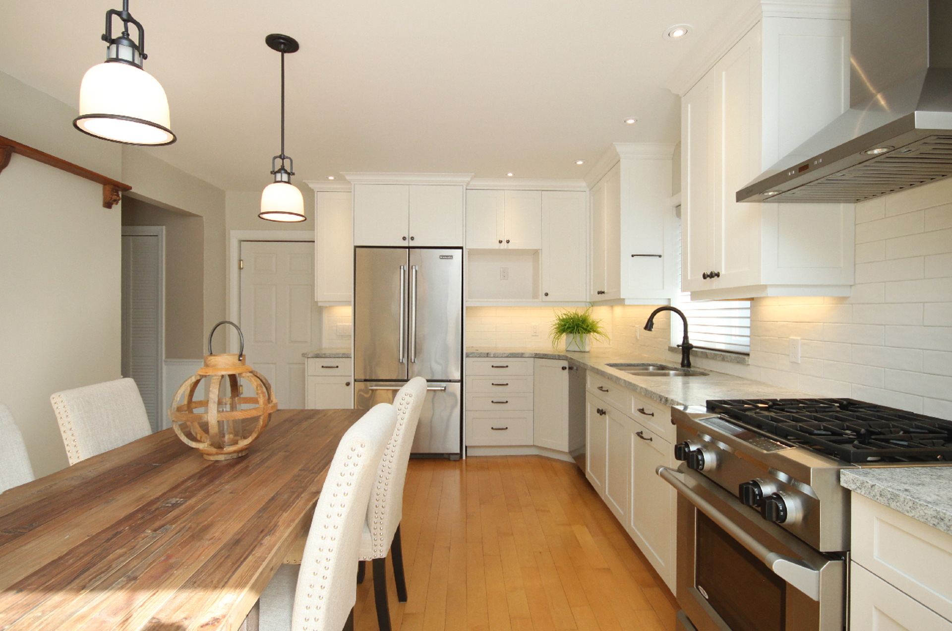 Kitchen at 5 Belton Road, Banbury-Don Mills, Toronto