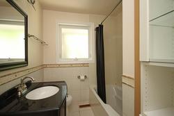 4 Piece Bathroom at 9 Waxwing Place, Banbury-Don Mills, Toronto