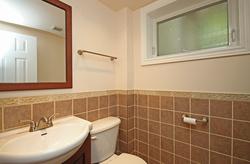 2 Piece Bathroom at 9 Waxwing Place, Banbury-Don Mills, Toronto