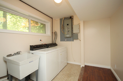 Laundry Room at 9 Waxwing Place, Banbury-Don Mills, Toronto