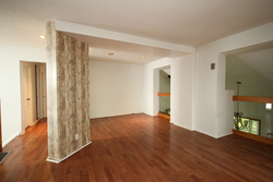 Family Room at 9 Waxwing Place, Banbury-Don Mills, Toronto