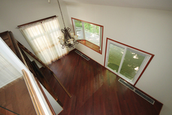 Living Room from Family Room at 9 Waxwing Place, Banbury-Don Mills, Toronto