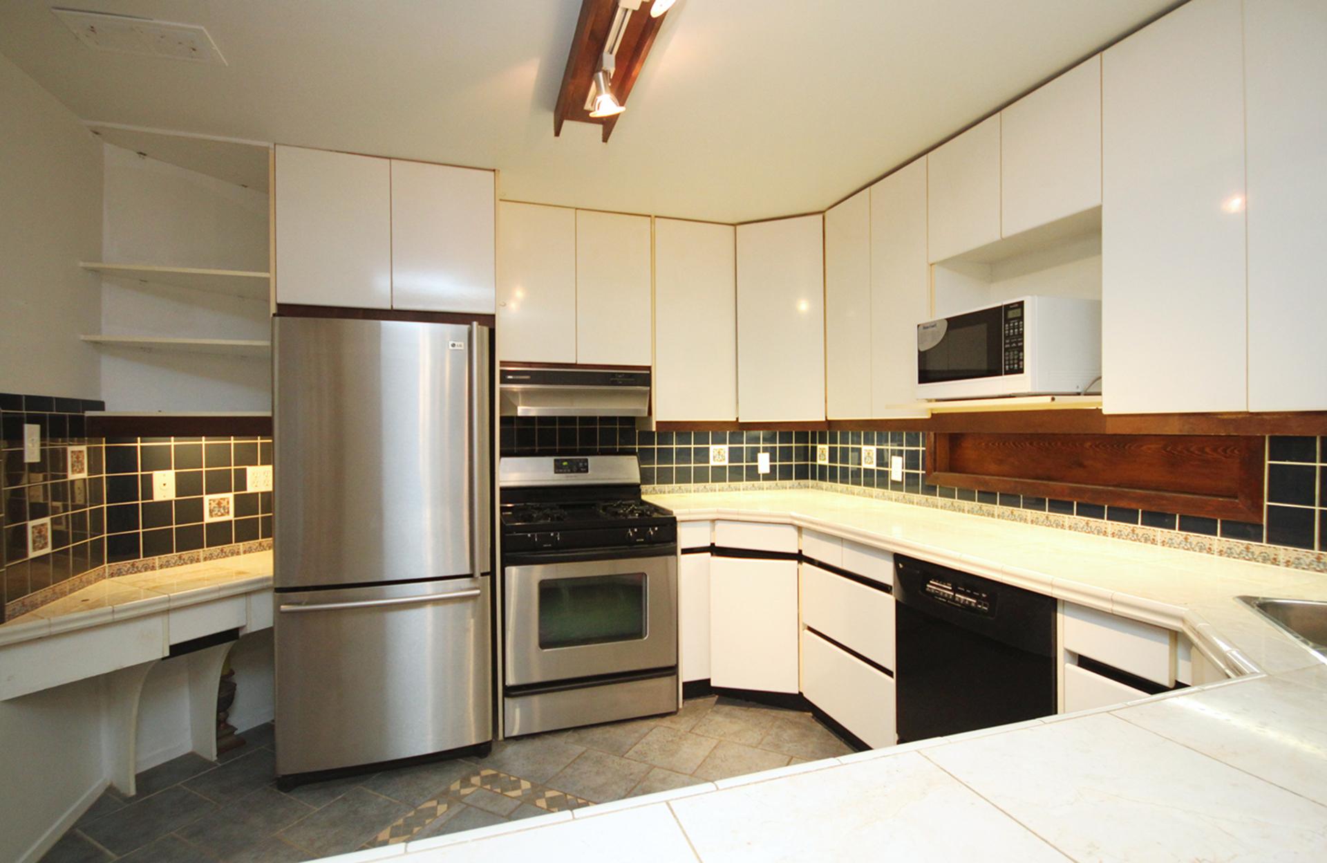 Kitchen at 9 Waxwing Place, Banbury-Don Mills, Toronto