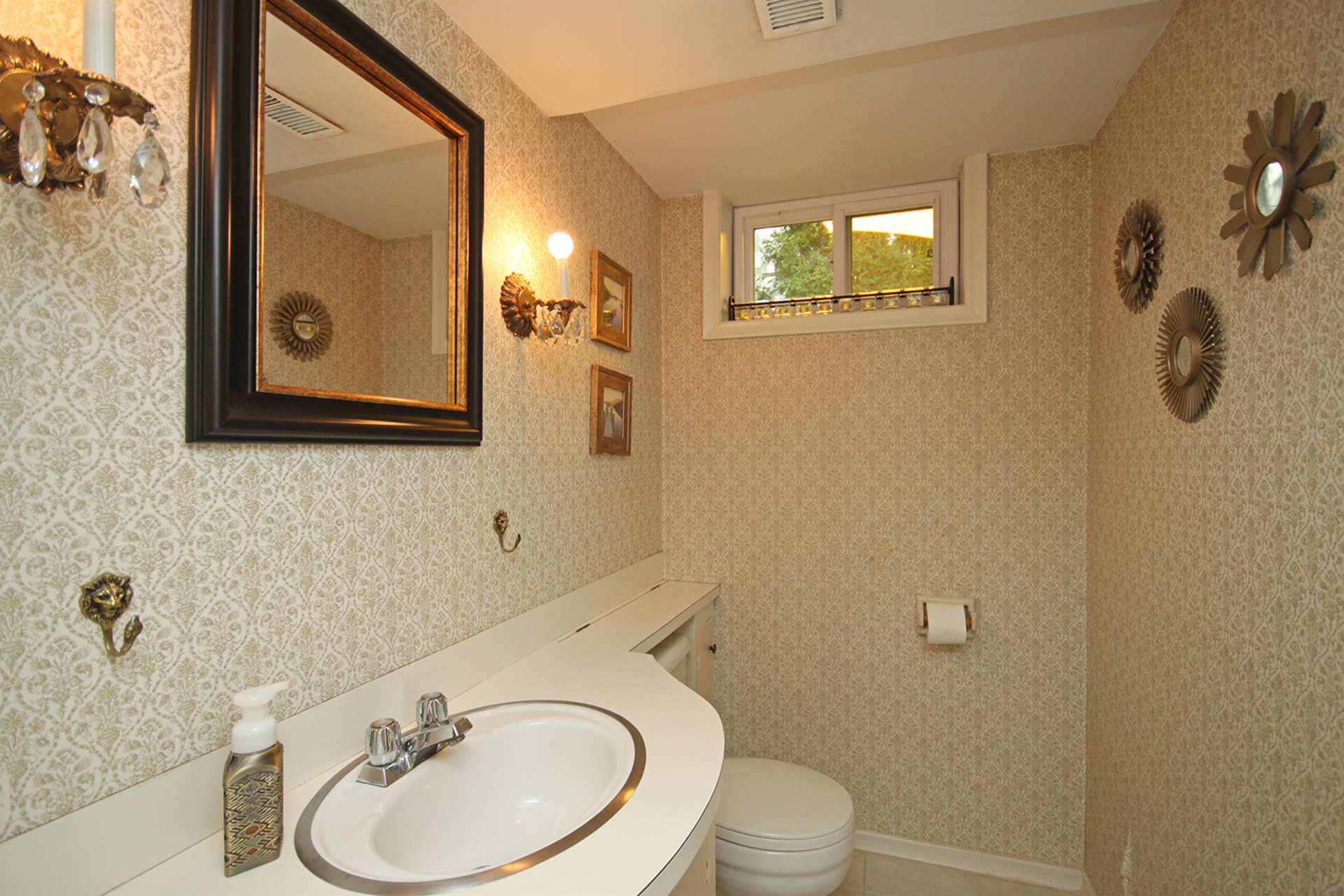 2 Piece Bathroom at 25 Dunlace Drive, St. Andrew-Windfields, Toronto