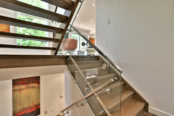 Staircase at 64 Olsen Drive, Parkwoods-Donalda, Toronto