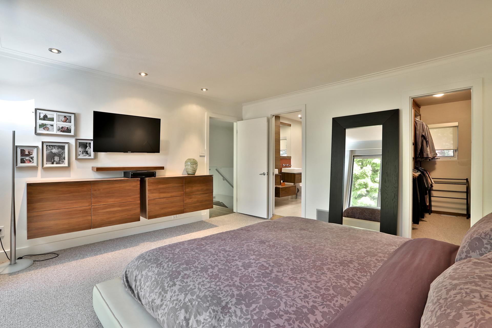 Master Bedroom at 64 Olsen Drive, Parkwoods-Donalda, Toronto