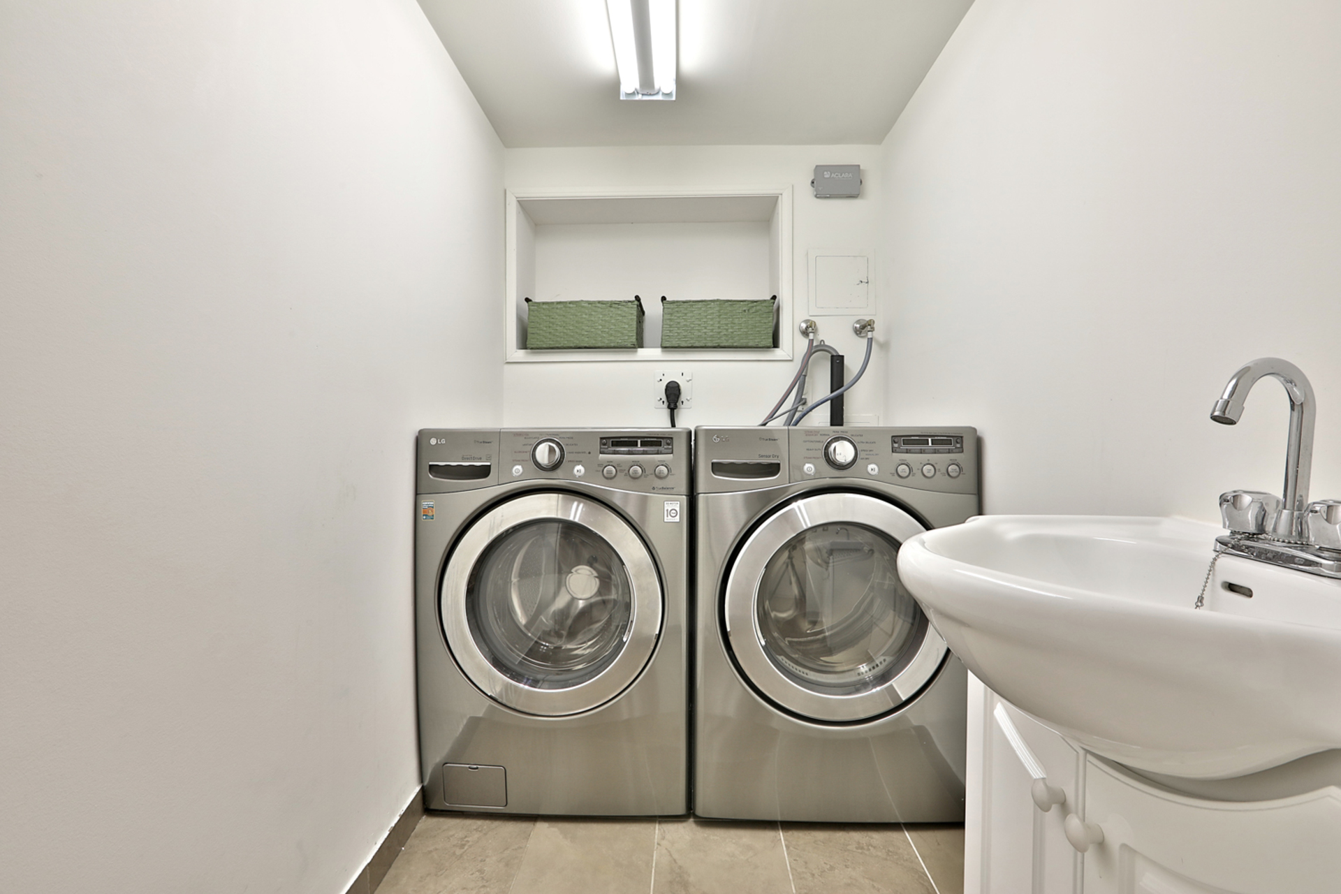 Laundry Room at 64 Olsen Drive, Parkwoods-Donalda, Toronto