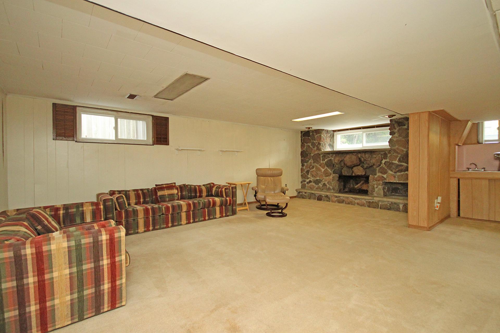 Recreation Room at 79 Wishing Well Drive, Tam O\'Shanter-Sullivan, Toronto