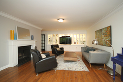 Living Room at 15 Brushwood Court, Parkwoods-Donalda, Toronto
